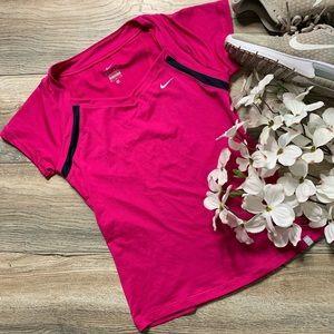 Nike dry-fit short sleeve tee